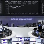 Les Bourses européennes ont ouvert dans le vert après l'annonce d'un accord en Grèce. Crédits photo : © Reuters Staff / Reuters/REUTERS