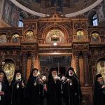 Transmis par l'Église orthodoxe, le chant byzantin est inscrit au patrimoine immatériel de l'Unesco. LOUISA GOULIAMAKI/AFP