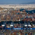 Le port du Pirée est propriété chinoise depuis 2016.