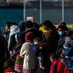 Les migrants affluent depuis quelques jours aux portes de la Grèce, notamment sur les côtes de l'île de Lesbos.