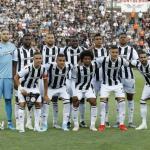 Les joueurs du PAOK. (M.Van Steen/ANP Sport/Presse Sports)