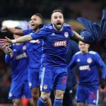 Valbuena et l'Olympiakos foncent vers le titre. (C.Wilson/Presse Sports)