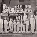 Découvertes de la fouille de 1885 par Max Ohnefalsch-Richter Département des antiquités, ministère du transport, de la communication et du travail de Chypre