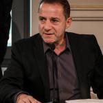 Selon l'agence Athens New Agency, une plainte a été déposée vendredi contre Dimitris Lignadis pour un viol qui aurait été commis en 2010 sur un adolescent de quatorze ans EUROKINISSI / AFP