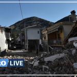 L'USGS repère un séisme près de Larissa, en Grèce. HANDOUT / AFP