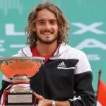 Stefanos Tsitsipas, vainqueur de son premier Masters 1000 dimanche à Monte-Carlo. Panoramic