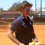 Patrick Mouratoglou, entraîneur et coach de joueurs de tennis à la Mouratoglou Tennis Academy