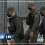 La police grecque a acheté ce matériel ultra-moderne avec «des financements nationaux» après l'afflux de migrants en février 2020. ALKIS KONSTANTINIDIS / REUTERS