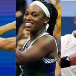 Stefanos Tsitsipas, Sloane Stephens, Felix Auger-Aliassime, qualifiés pour le 3e tour de l'US Open. Panoramic, USA Today.