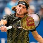 Stefanos Tsitsipas à l'US Open. (R.Deutsch/USA Today Sport/Presse Sports)