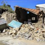 D'importantes failles géologiques traversent la Grèce où les tremblements de terre sont fréquents. COSTAS METAXAKIS / AFP