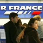 La touriste volait avec Air France. Image: Keystone