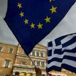 """C'est une question politique """"relevant des Etats membres de la zone euro"""", et pas de la BCE ni des banques centrales nationales, souligne Mario Draghi dans un courrier à un eurodéputé grec. (Crédits : Reuters Yannis Behrakis)"""