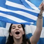 Des Grecques manifestent le 6 juin 2018 à Pella dans le nord du pays