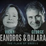 Vicky Leandros & George Dalaras together on stage 2019
