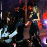 Natassa   Theodoridoy  --  Anapse To Tsigaro  [[  Official  Live Video  ]]  HD
