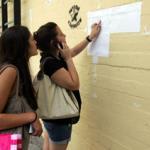 etudiants examens