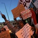 egyptiens manifestation