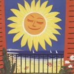 Affiche de promotion du tourisme grec dans les années '50.