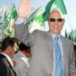 Costas Simitis à la FIT en 2003