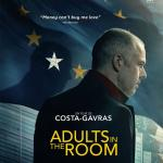 Adults in the room, de Costa-Gavras - L'affiche du film