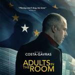 Adults in the room, de Costa-Gavras - L'affiche du film