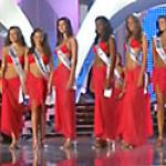 Miss Europe 2003 : les candidates