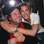 Avec Giannis Parios