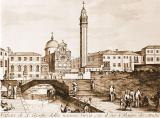 L'église San Giorgio dei Greci, dans le quartier Castello de Venise