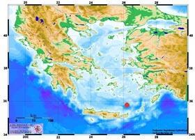 seisme crete
