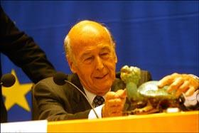 giscard tortue