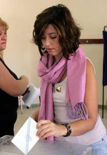 elections grece