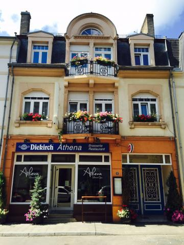 Restaurant Athena à Luxembourg