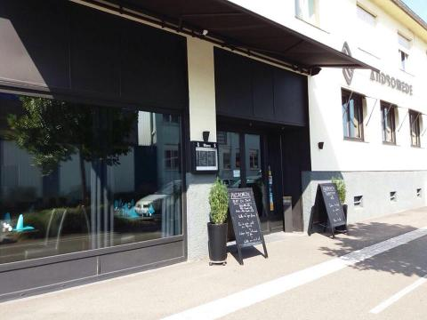 Restaurant Andromède à Strasbourg
