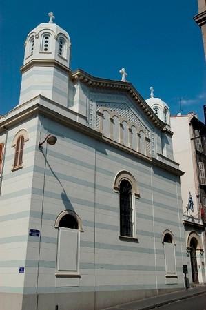 Eglise Orthodoxe de la Dormition - Marseille