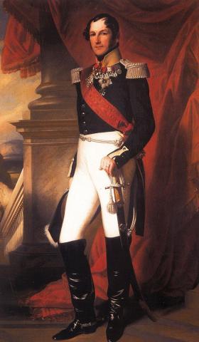 Prince Léopold de Saxe-Cobourg