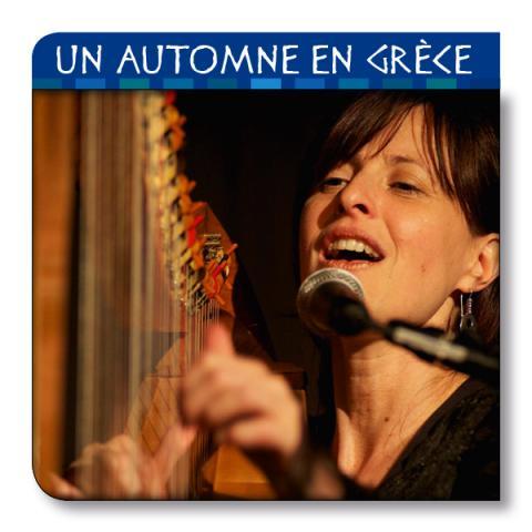 Elisa Vellia, chant et harpe