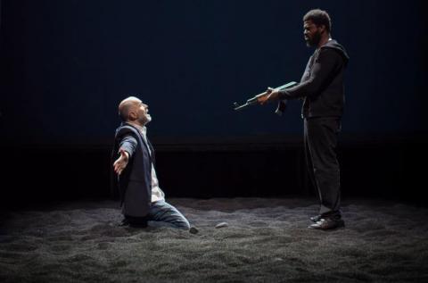 Quai Ouest, par le Théâtre National de Grèce, mise en scène de Ludovic Lagarde
