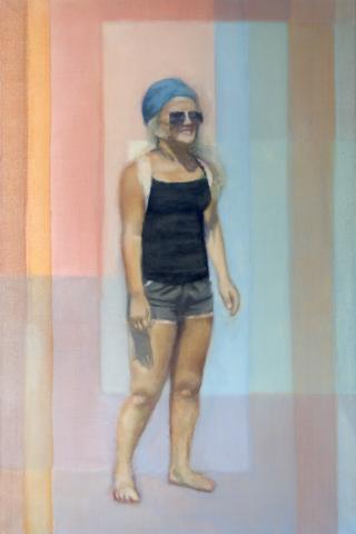Exposition peintures de Michael Bourrousse