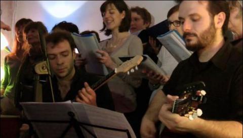 Chorale Harmonie. Direction Yannis Plastiras