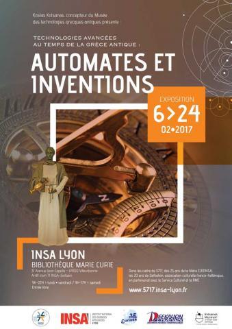 Automates et inventions en Grèce Antique
