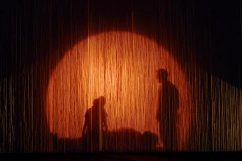 Les Larmes d'Œdipe, mise en scène Wajdi Mouawad