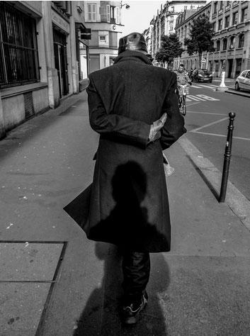 Giorgos Dermentzis, Autoportrait