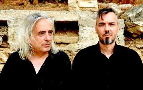 Giannis Aggelakas & Nikos Veliotis