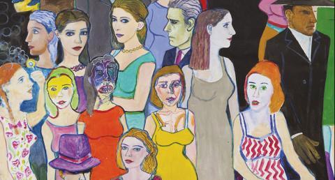 « Les spectateurs », retrospective Édouard Sacaillan