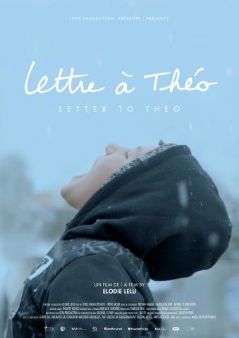 Lettre à théo, d'Elodie Lélu