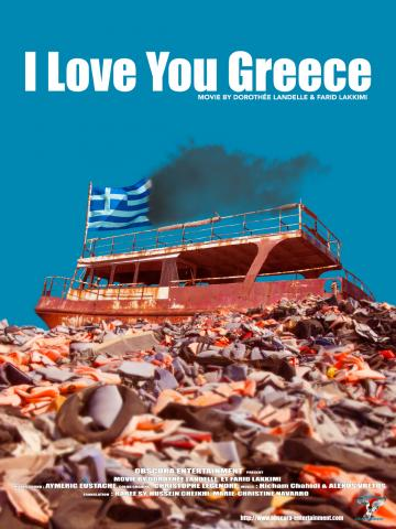 I love you Greece, film documentaire