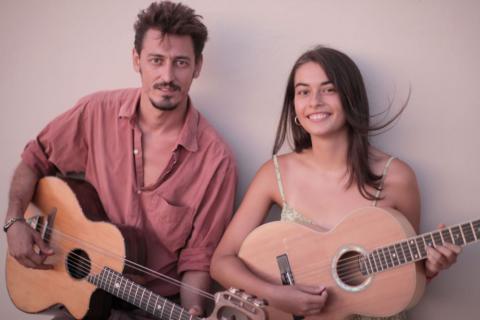 Cadinelia : Athanas Zikas et Evi Seitanidou