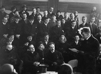 Paris 1931: inauguration de la Fondation hellénique