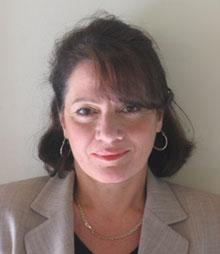 Maria Ioannidou, directrice de l'YSMA (Service de conservation des monuments de l'Acropole)